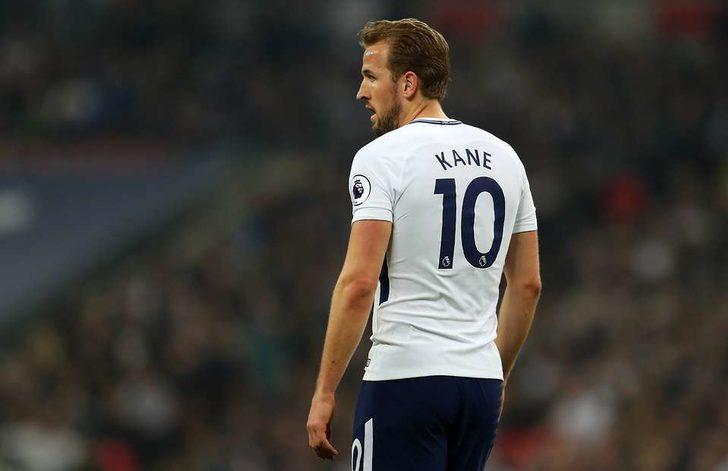 9- Harry Kane - Tottenham