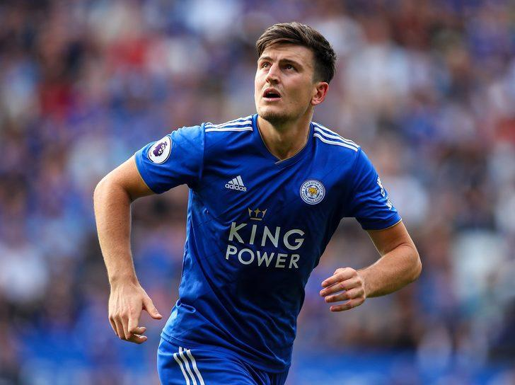 79- Harry Maguire - Leicester