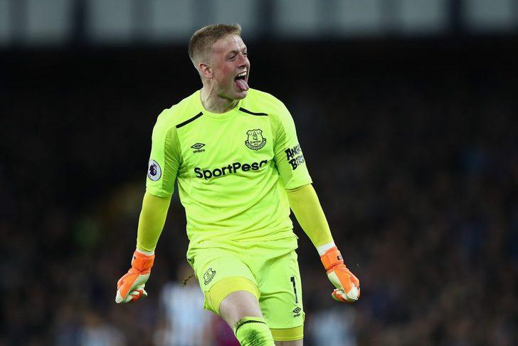 65- Jordan Pickford - Everton