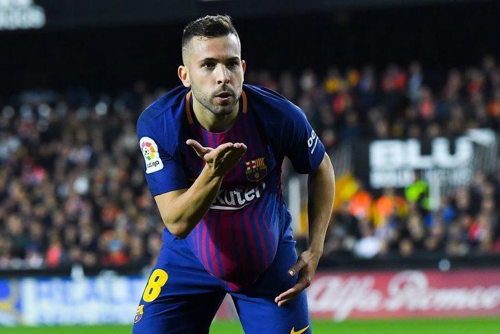 64- Jordi Alba - Barcelona