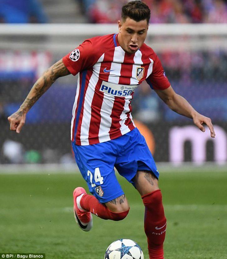 100- Jose María Gimenez - Atletico Madrid