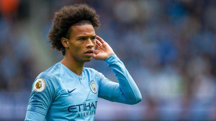 57- Leroy Sane - Manchester City
