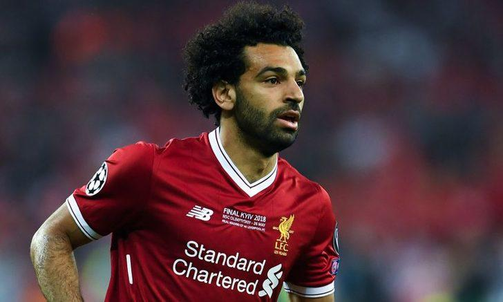 5- Mohammed Salah - Liverpool