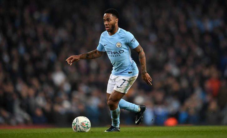 31- Raheem Sterling - Manchester City