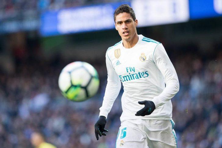 12- Raphael Varane - Real Madrid