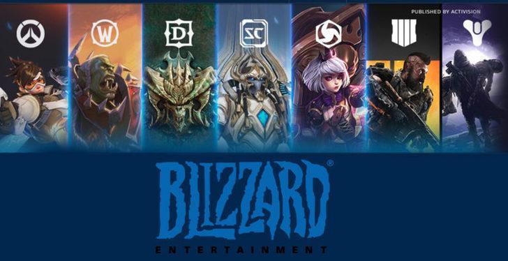 Blizzard Entertainment 2018 yıl sonu özel indirimleri