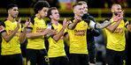 Dortmund ilk yarıyı galibiyetle tamamladı