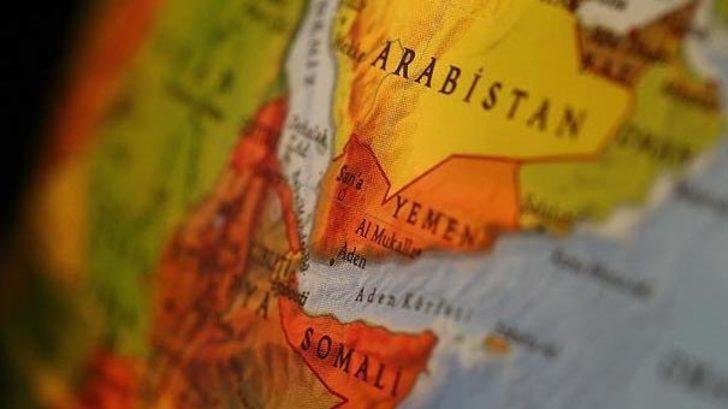 Yemen'e alıkonulan Türk heyet serbest bırakıldı!