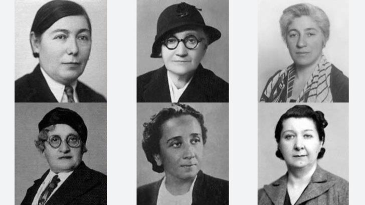 Türkiye'nin ilk kadın milletvekilleri