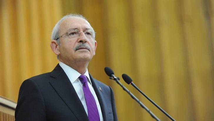 Kılıçdaroğlu'ndan 'Gezi Parkı eylemleri davası' açıklaması