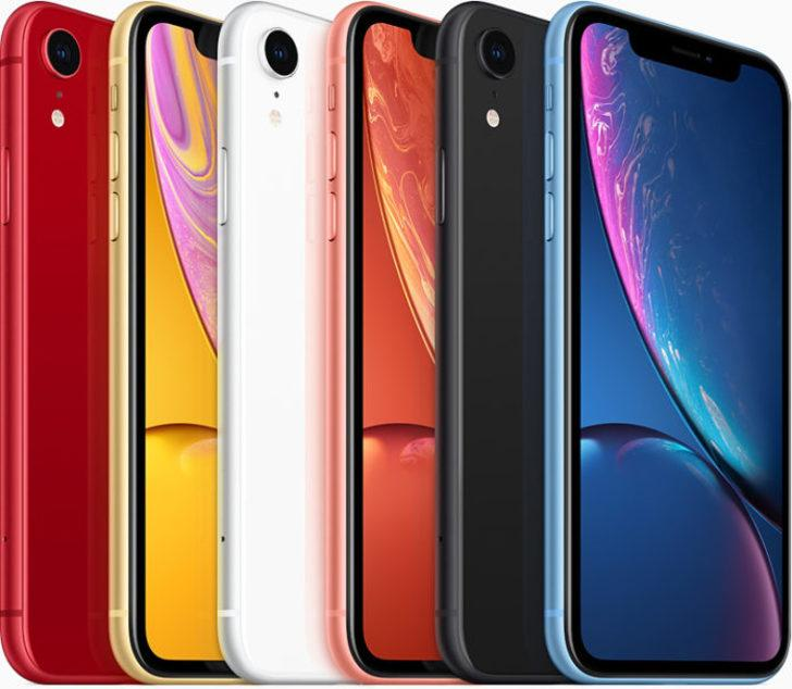 Apple iPhone XR inceleme altında