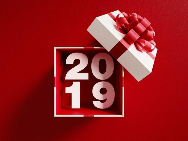 Yeni Yıl Mesajları 2019 Yılbaşı Tebrik Mesajları Hediye Notları