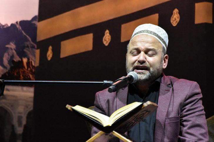 Konya'da yeni yıla, dua ve eğlenceyle girildi