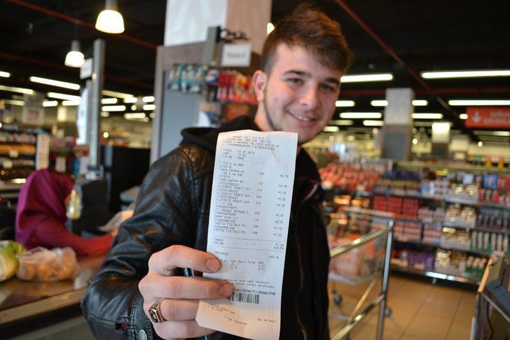 Aksaray Haberleri: Alışverişte ücretli poşet dönemi 46