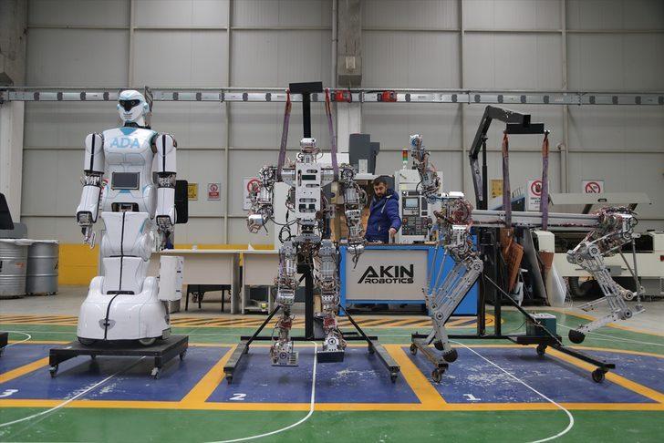 Akınsoft tarafından kuruldu: Yerli robotlar dünya standartlarını yakalayacak