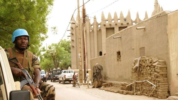 Mali'de Etnik Saldırı Sonucu 37 Kişi Hayatını Kaybetti