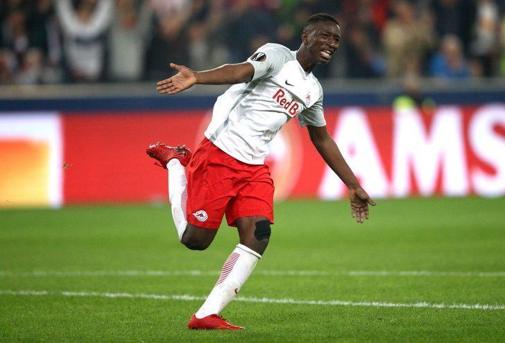 Amadou Haidara - Salzburg > Leipzig | BONSERVİS BEDELİ: 18 milyon Euro