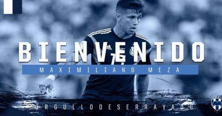 Maximiliano Meza - Independiente > Monterrey | BONSERVİS BEDELİ: 13 milyon Euro