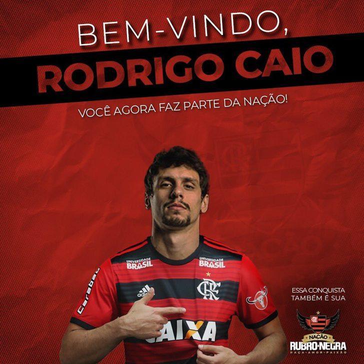 Rodrigo Caio - Sao Paulo > Flamengo | BONSERVİS BEDELİ: 5 milyon Euro