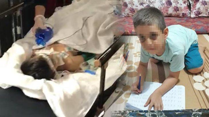 Korkunç olay! 6 yaşındaki çocuğunu elektrik süpürgesiyle dövdü