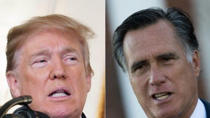 Trump'tan Kendisini Eleştiren Cumhuriyetçi Senatöre Yanıt