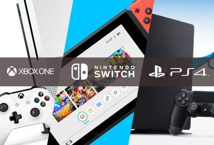 Switch oyunları Amazon'da da zirvede