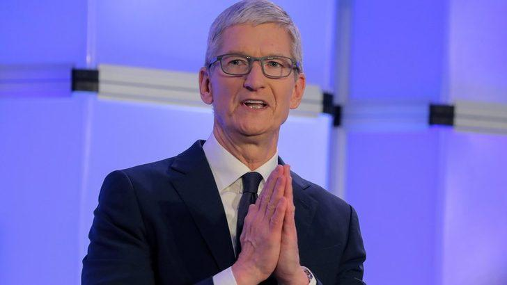 Apple 15 yıl sonra satış tahminlerini revize etti, hisseleri yüzde 7 değer kaybetti