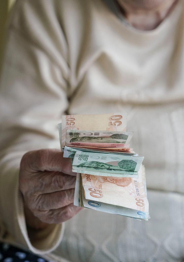 Emekliler yakıt ve kira desteği istiyor