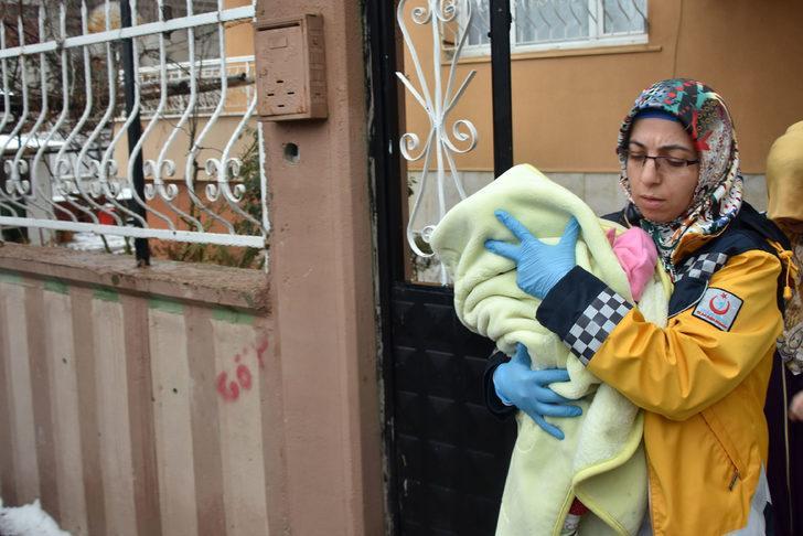 Eşini ve bebeğini dövdü, adli kontrolle serbest kaldı