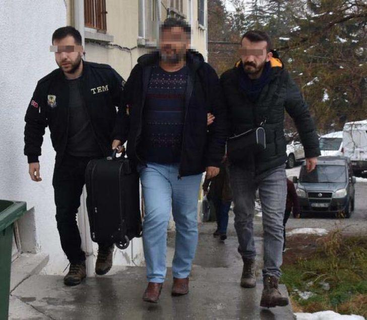 Kütahya merkezli FETÖ operasyonunda 7 askere gözaltı