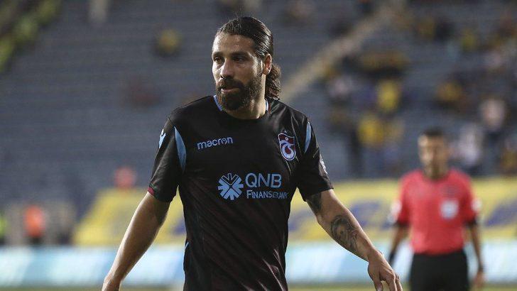Olcay Şahan Trabzonspor'dan ayrılmayacağını açıkladı