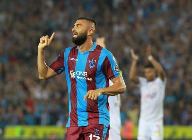 Trabzonspor ve Beşiktaş Burak Yılmaz'ı KAP'a bildirdi