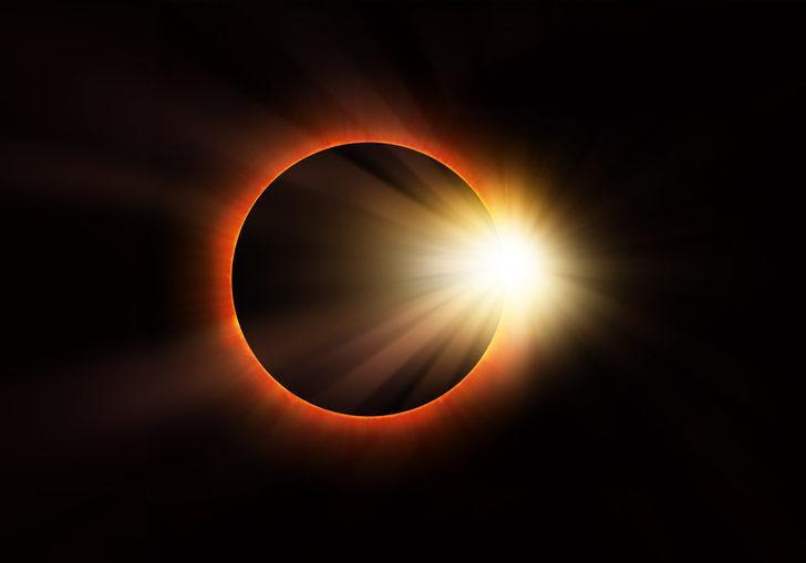 6 Ocak 2019 Pazar! Yılın ilk güneş tutulması