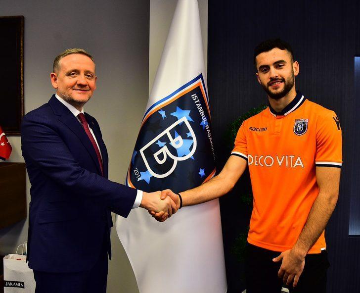 Muhammet Arslantaş - Başakşehir U21 > Başakşehir