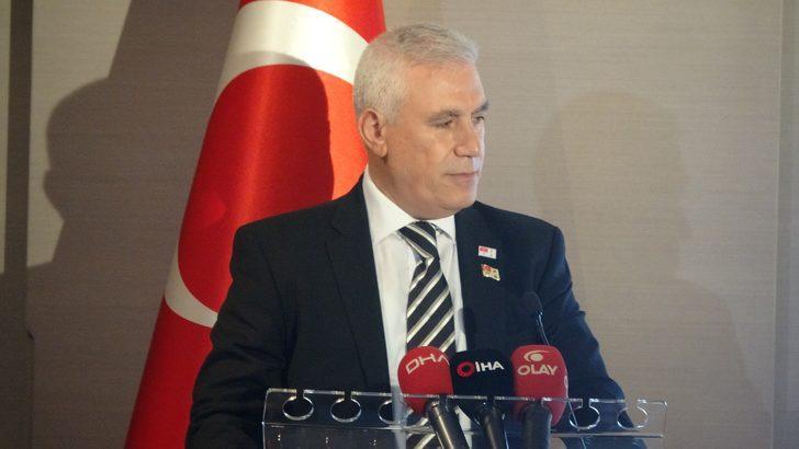 CHP'nin Bursa Büyükşehir adayı Mustafa Bozbey oldu