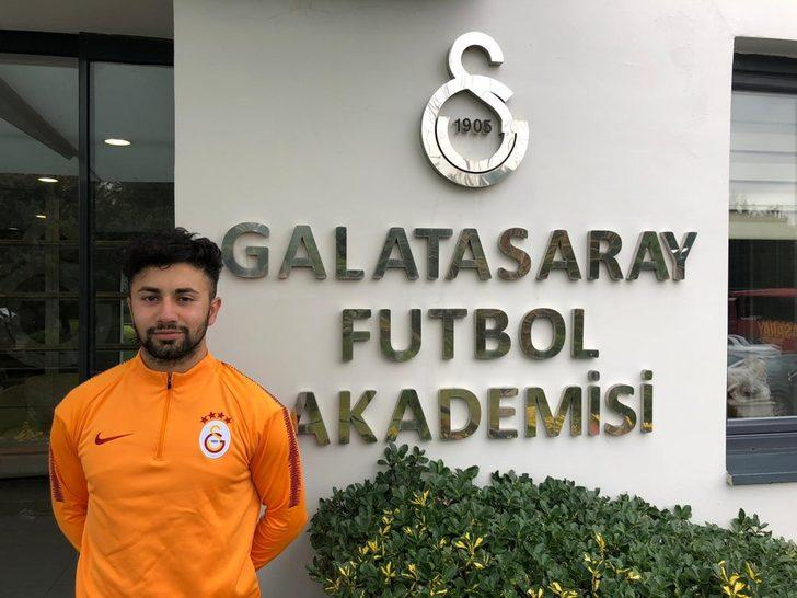 Çekdar Orhan - Galatasaray U21 > Galatasaray