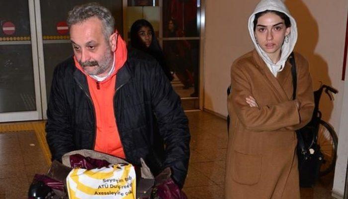 Hazar Ergüçlü aile buluşmasını anlattı: Onur'u çok seviyorlar