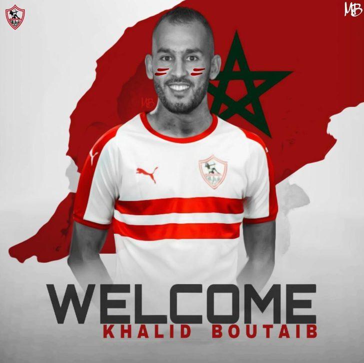 Khalid Boutaib - Yeni Malatyaspor > Zamalek | BONSERVİS BEDELİ: 1.5 milyon Euro