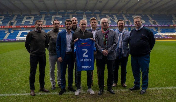 Casper De Norre - St. Truiden > Genk | BONSERVİS BEDELİ: 3 milyon Euro