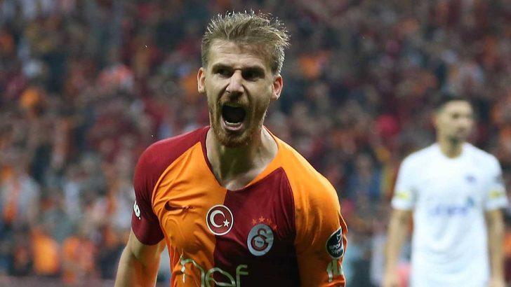 Fenerbahçe, Serdar Aziz'in Galatasaray'da bonservis sorununu çözmesini bekliyor