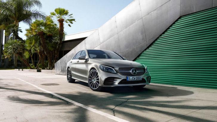 Mercedes C 200 Yeni Motoruyla Cok Sevilecek Yeni Mercedes