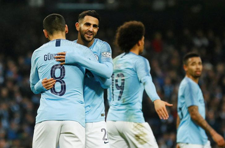 Manchester City 7 - 0 Rotherham United (FA Cup)