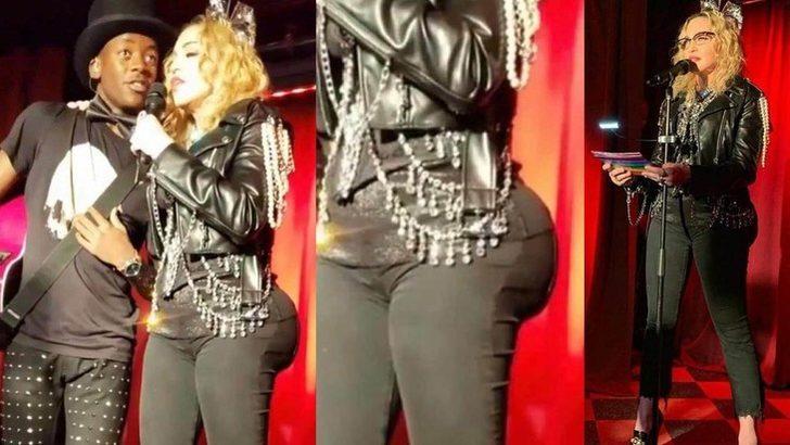 Madonna, yeni poposuyla ses getirmişti! Son noktayı böyle koydu