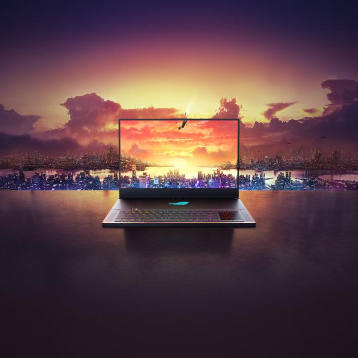 Asus CES 2019'da yeni oyun bilgisayarını tanıttı
