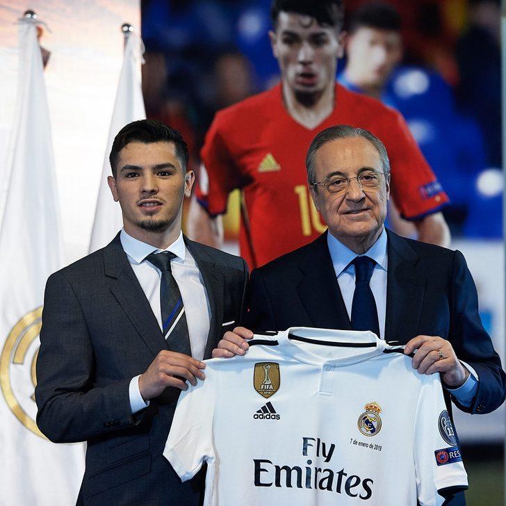 Brahim Diaz - Manchester City > Real Madrid | BONSERVİS BEDELİ: 17.3 milyon Euro
