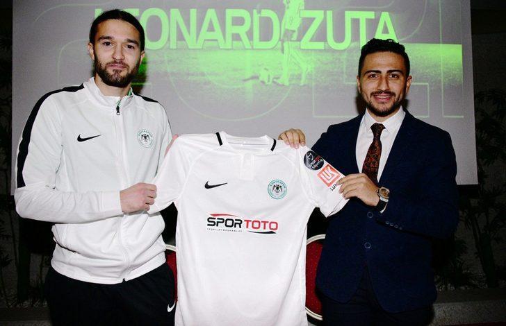 Leonard Zuta - Rijeka > Konyaspor | BONSERVİS BEDELİ: 400 bin Euro