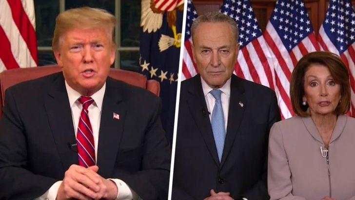 Demokratlar'dan Trump'ın Suçlamalarına Yanıt