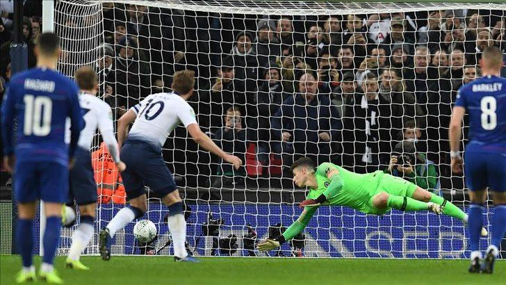 Tottenham kupada Chelsea'yi 1-0 yendi