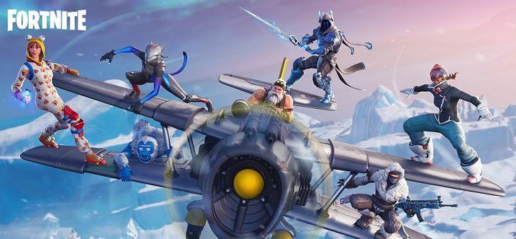 Epic Games'ten GIST 2019'a özel Fortnite etkinlikleri!