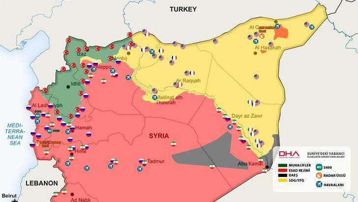 Son dakika! Suriye'den çekilme resmen başladı!